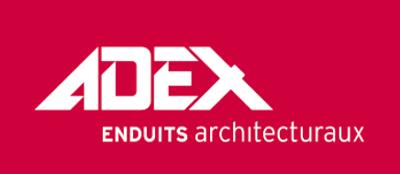 Distributeur des produits ADEX Enduits Architecturaux